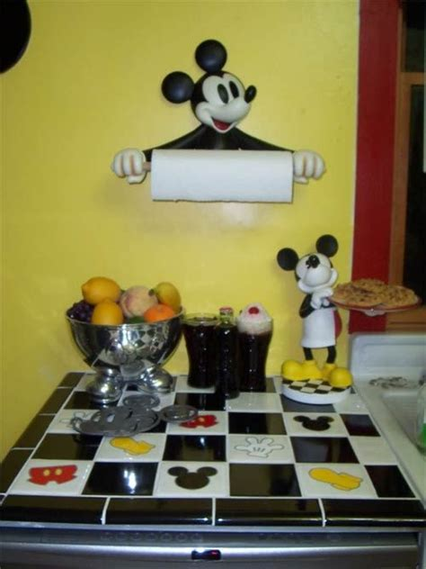 Mouse In Kitchen What To Do by Mickey Kitchen I Would To Do This Disney For
