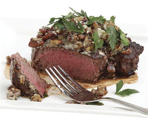 beef tenderloin recipe beef tenderloin with roquefort pecan butter recipe finecooking