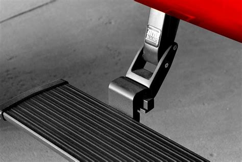 amp research power side steps running boards bed