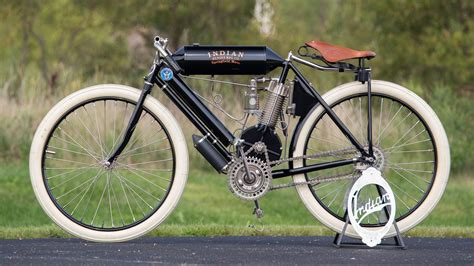 1908 Indian Single Board Track Racer S196 Las Vegas