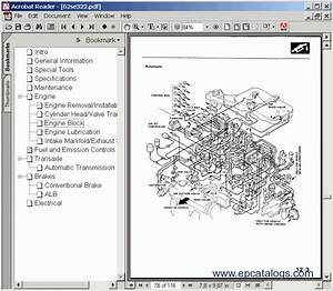 Honda Prelude Carburetor Rebuild Diagram