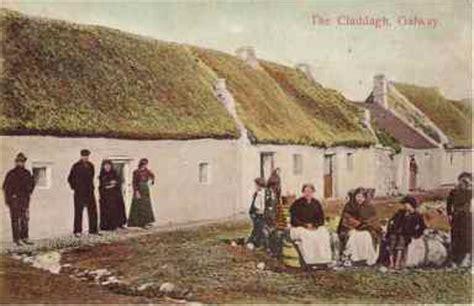 postcard   claddagh galway