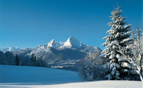 Im Winter by Damals Winter Im Berchtesgadener Land Berchtesgadener