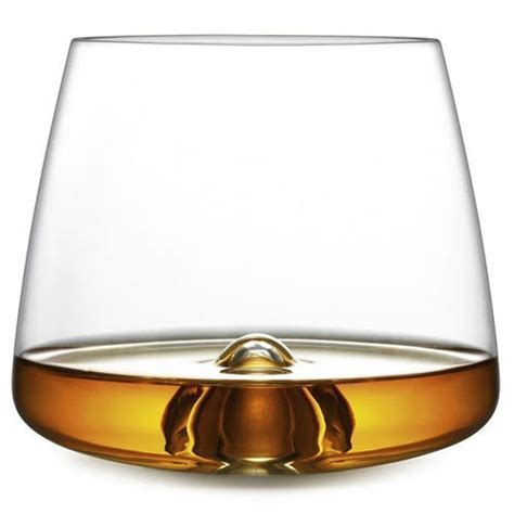 SCOTCH Modern 2 Piece Stemless Whiskey Glass Set: NOVA68.com