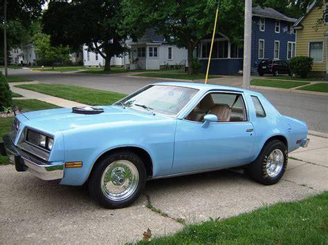 1977 Pontiac Sunbird