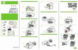 Hp Officejet J3680 All-in-one Printer Setup Guide