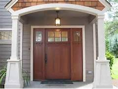 Grey Front Doors For Sale by Arts And Crafts Doors Craftsman Style Doors Mission Style Doors Front Ext