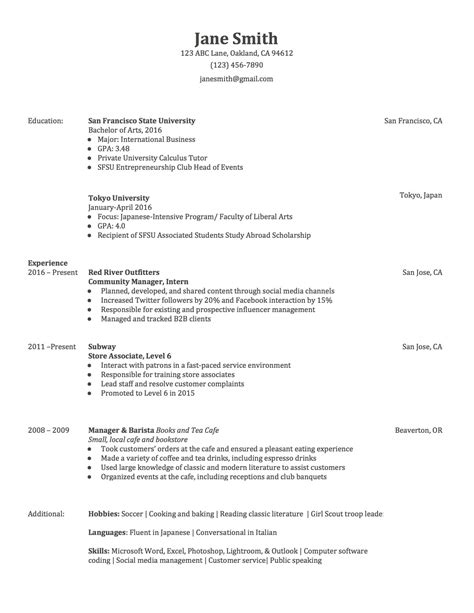 Resume Template by 3 Actually Free Resume Templates Localwise