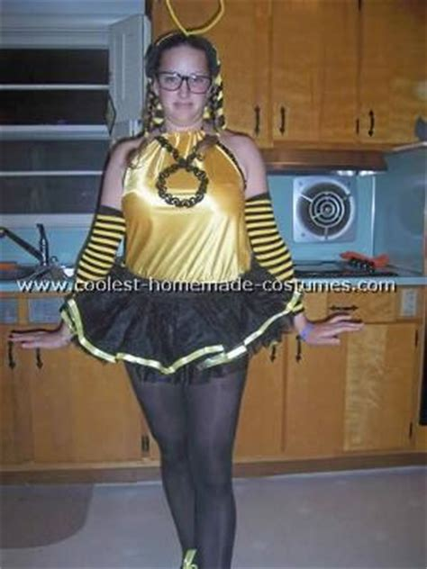 Blind Melon Bee Costume cheap costumes talking cents