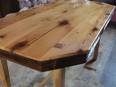 barn wood projects barn wood coffee table by everythingreclaimed