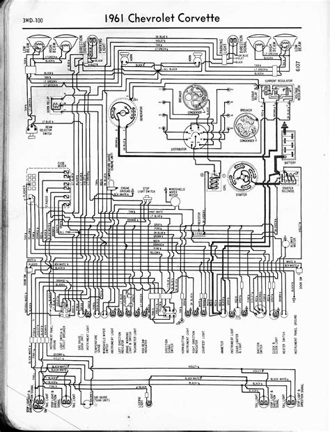 2007 Impala Ignition Wiring Car by 1960 Chevy Ignition Wiring Diagram Wiring Diagram