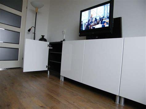 Ikea Besta Tv Lift  Diy Furniture  Pinterest Tvs