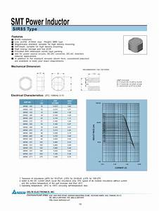 Smt Power Inductor Sir85 Manuals