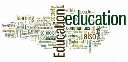 Education Important Words Word Center Jcr Think