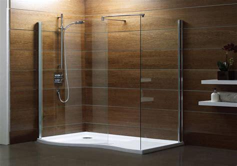 Walks In On In Shower - walking in shower easy access bathrooms