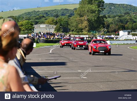 This one is essentially a ferrari 250 swb competition spec but built recently. David Cooke Stock Photos & David Cooke Stock Images - Alamy