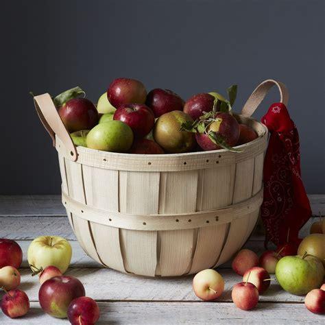 Half Bushel & Peck Baskets on Food52