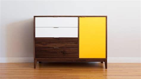 build  mid century modern dresser woodworking