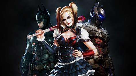 Harley Quinn Anime Wallpaper - batman and harley quinn wallpapers wallpaper cave