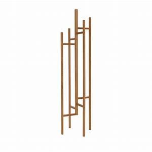 Porte Manteau Sur Pied Bois : porte manteaux en bois design par ~ Teatrodelosmanantiales.com Idées de Décoration