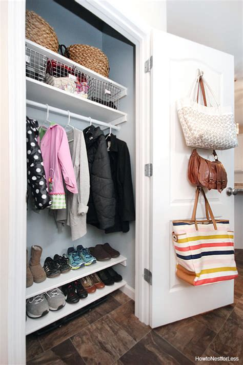 Do It Yourself Closet Organization Ideas by 30 Closet Organization Ideas Best Diy Closet Organizers