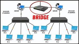 What Is Bridge In Networking