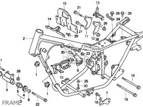 Honda Cmxc Rebel Usa Parts Lists Car
