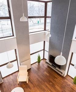 Wandgestaltung Wohnzimmer Erdtöne : tapeten 13 ideen zur wandgestaltung im wohnzimmer ~ Markanthonyermac.com Haus und Dekorationen