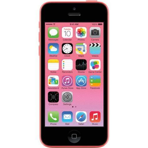 prepaid iphone 5c net10 apple iphone 5c lte 8gb prepaid smartphone walmart