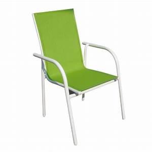 Soldes Chaises De Jardin : promo chaise jardin chaises de jardin soldes horenove ~ Melissatoandfro.com Idées de Décoration