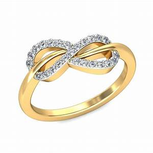 tantalizing infinity ring diamond ring 025 carat round With infinity wedding ring gold