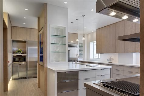 state   art central park kitchen ny modern home