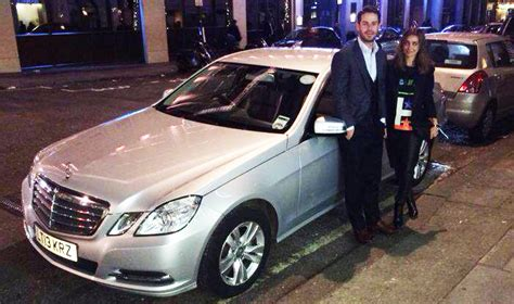 Uber Brings Its 'exec' Car Service To London