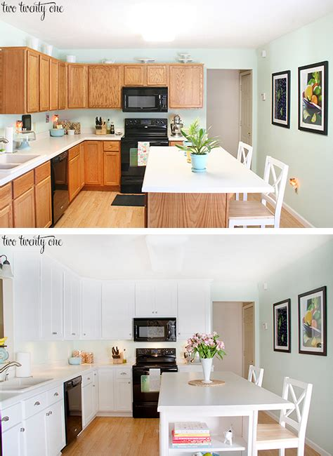 kitchen cabinet makeover all white kitchens inspiration and makeovers