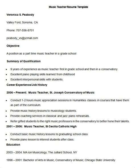 Make Resume Free No Charge by Sle Resume Template How To Make A
