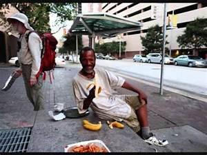 Portrait of Houston Homeless - YouTube
