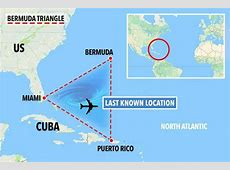 The Theories Of The Bermuda Triangle