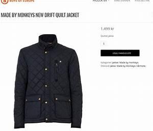 Made By Monkeys Quilt Jacket Kurtka Wiosenna Roz M
