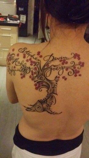 Tattoo Ideas Representing Family