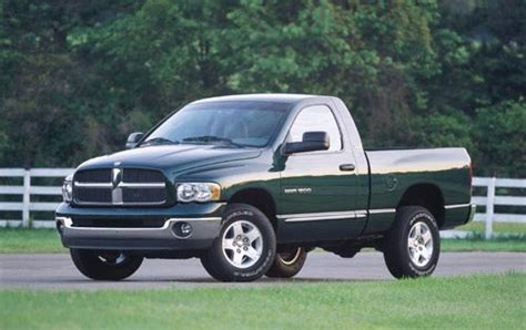 Used 2002 Dodge Ram Pickup 1500 For Sale