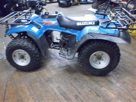 Suzuki Ltf250 by Suzuki Ltf250 Motorcycles For Sale
