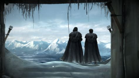 game  thrones  telltale games series wallpapers hd
