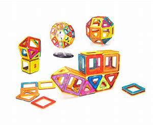Spielzeug Jungen Ab 5 : supremery magnetische baukl tze bausteine spielzeug set 52 tlg ab 3 jahre ebay ~ Watch28wear.com Haus und Dekorationen