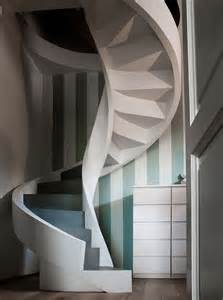 Image of: Helicoidal Stair Concrete Eli Ca 07 Beautiful Stair Design Both For Modern And Traditional House