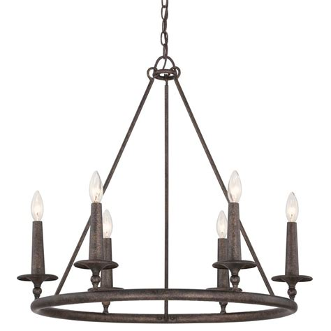 6 light candle style chandelier quoizel vyr5006ml malaga voyager 6 light 28 quot wide candle
