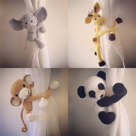 Monkey Curtain Tie Backs by 1000 Ideas About Curtain Ties On Pinterest Curtain Tie