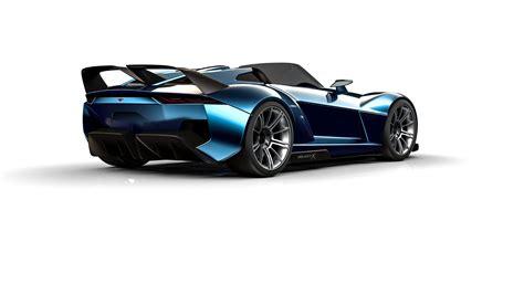 Beast Sports Car by Rezvani Beast X Packs 700hp Into An 1850 Pound Sports Car