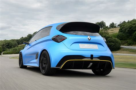 renault zoe renault zoe rs rendering looks more realistic than the e