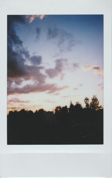 sunset polaroid tumblr