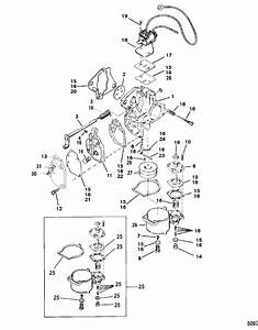 Mercury Outboard Motor Parts Diagram